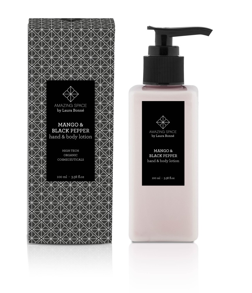 Mango & Black pepper - Hand & body lotion 100ml