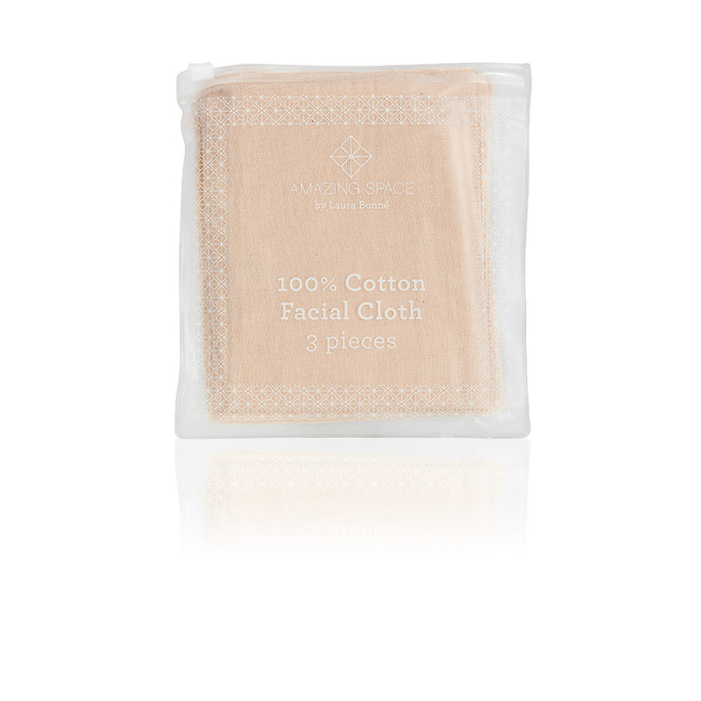 ECO FACIAL TOWELS - 1 stk.