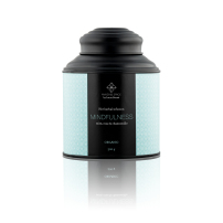 MINDFULNESS TE - Mint, rose & kamille 300 gr.